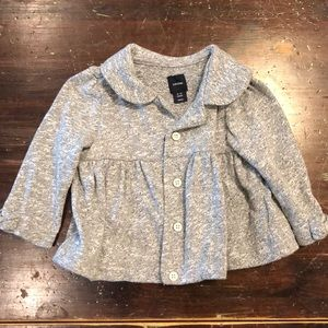Baby Gap sweater 6-12 month